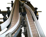 Conveyor with Gate