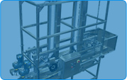 Custom Elevators / Lowerators / Incline Conveyors