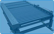 Pallet and Drum Handling Conveyors